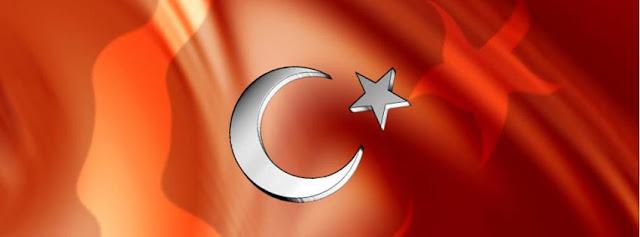 Türk bayrağı zaman tüneli kapak fotoğrafları