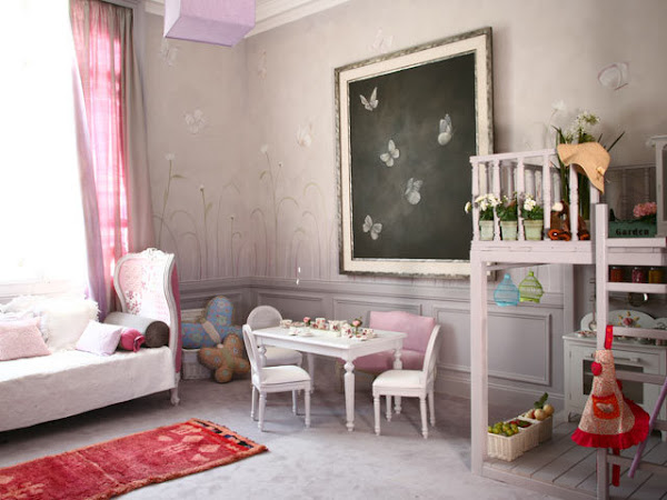 DECORACION:CUARTOS INFANTILES -CHILDREN ROOM DECORATION -DECORATION CHAMBRE ENFANTS