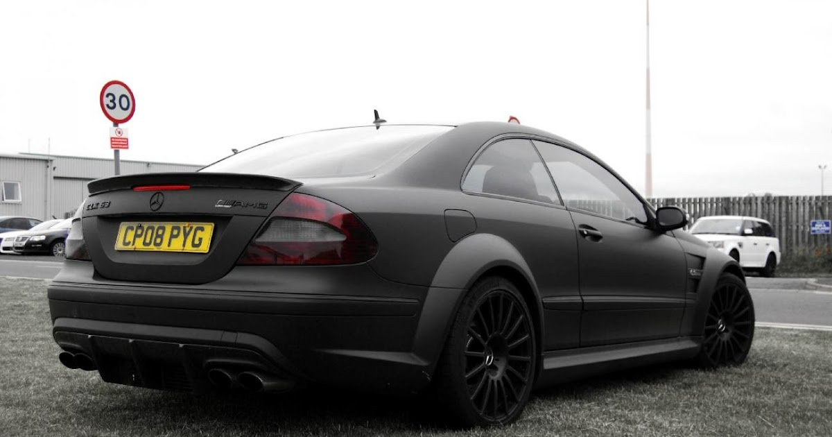 Mercedes benz clk63 amg black series benztuning for Mercedes benz clk black series