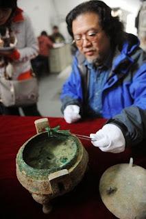 Sup Berumur 2.400 Tahun Ditemukan di China