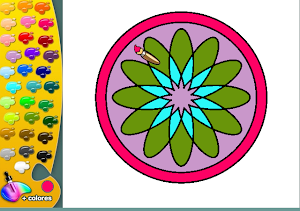 MANDALAS ON-LINE