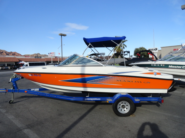 2007 Maxum 1800 MX! Low hour boat in excellent condition!