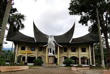 Museum Tuanku Imam Bonjol di Pasaman