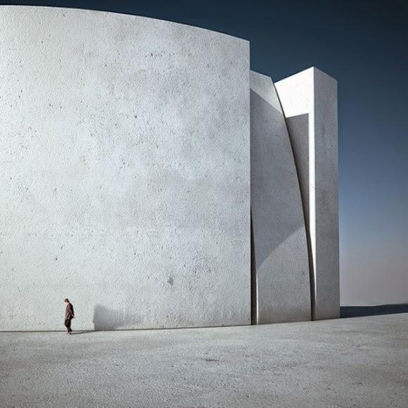 La solitudine è un'architettura algida