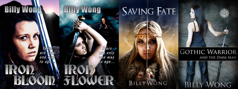 Billy Wong's Heroine Fiction (Blog)