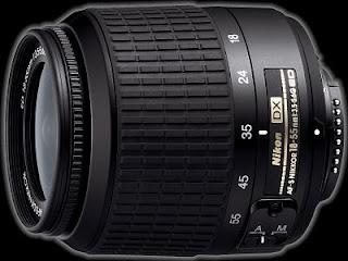 AF-S DX Zoom Nikkor 18-55mm f/3.5-5.6 G II ED de Nikon. Abuelohara.