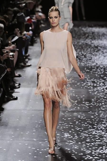 püsküllü model elbiseler