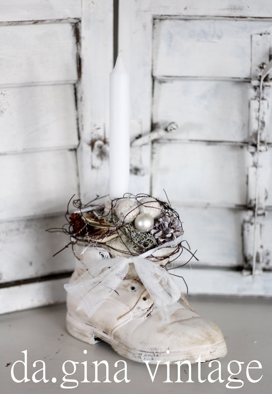 Shabby Chic Advent 2015