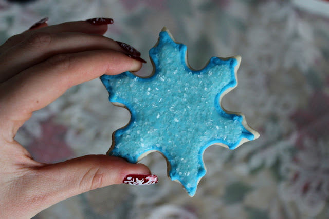 Christmas Perfect Sugar Cookies