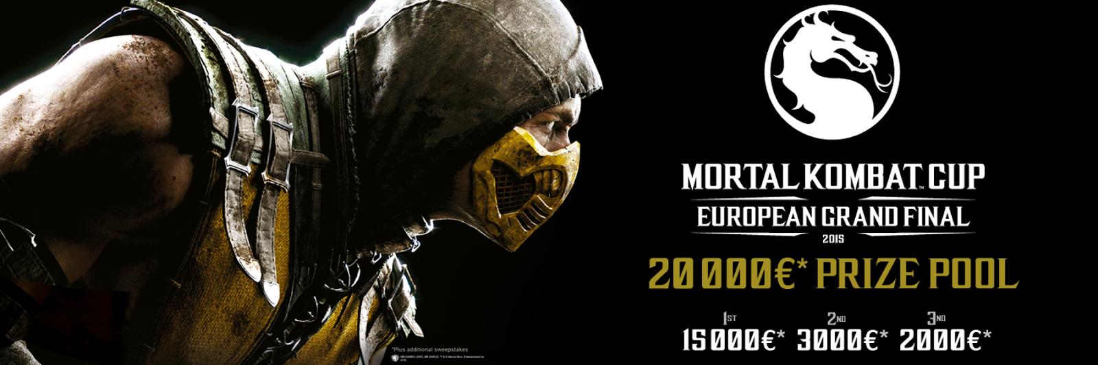 Mortal Kombat X Cup e versione Mobile