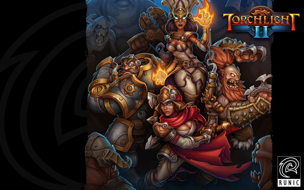 Torchlight HD & Widescreen Wallpaper 0.719225373611418