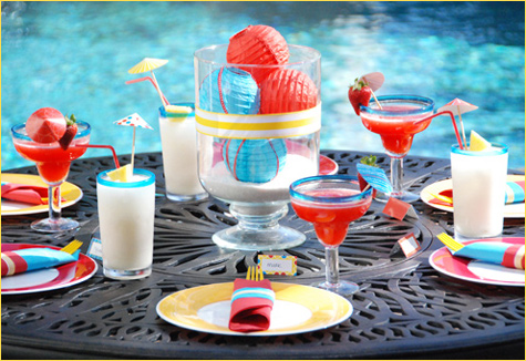 Sd events design ideas for summer parties Summer party themes