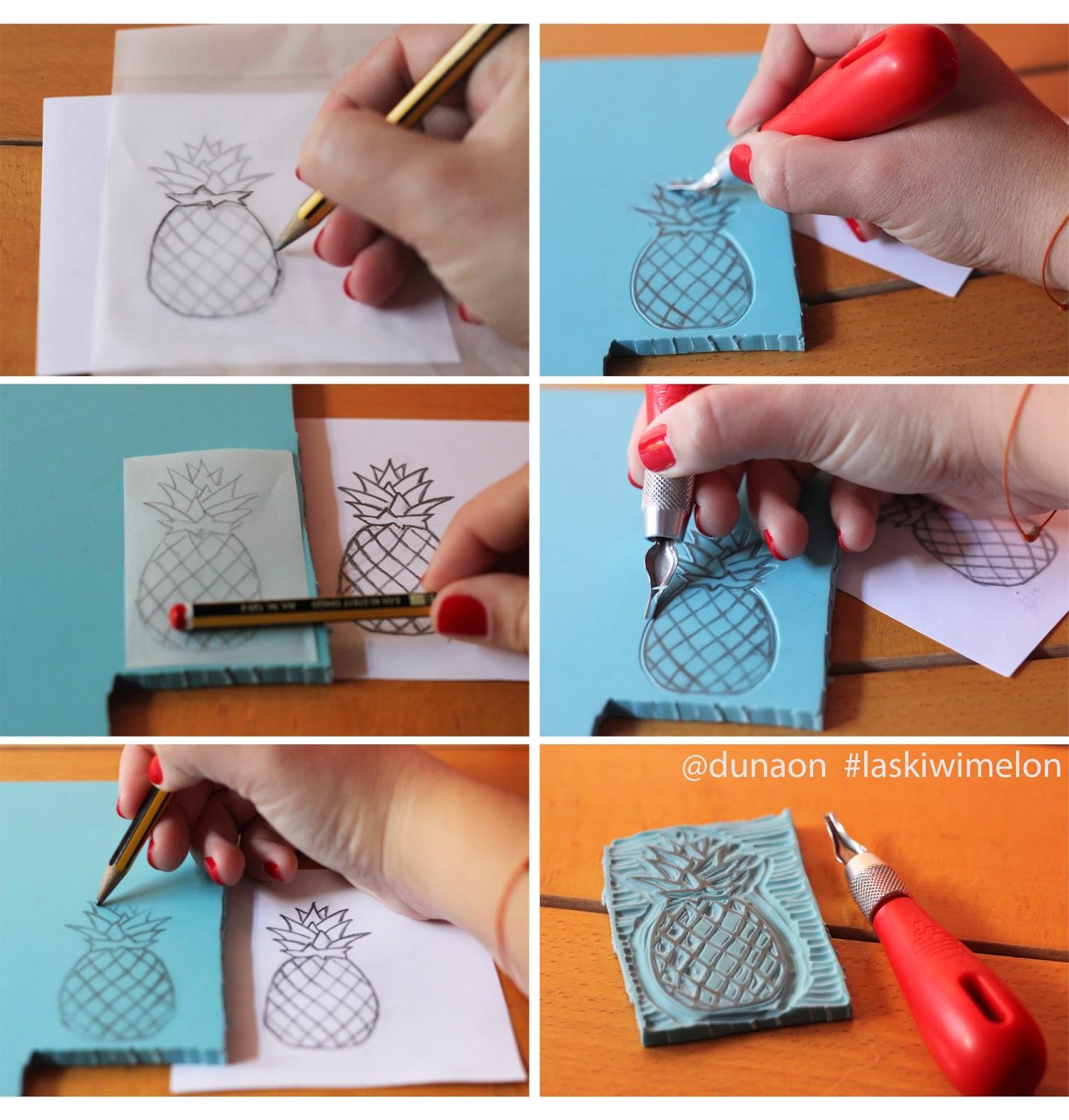 diy como hacer tus sellos