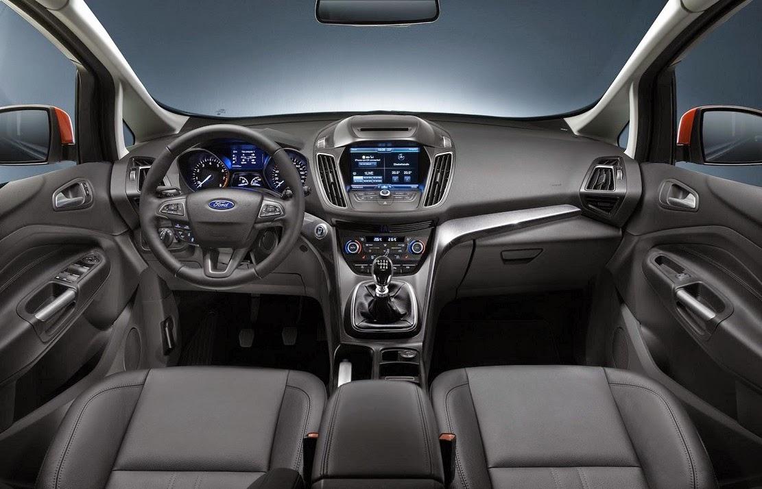 2015 Ford C-Max Resimleri