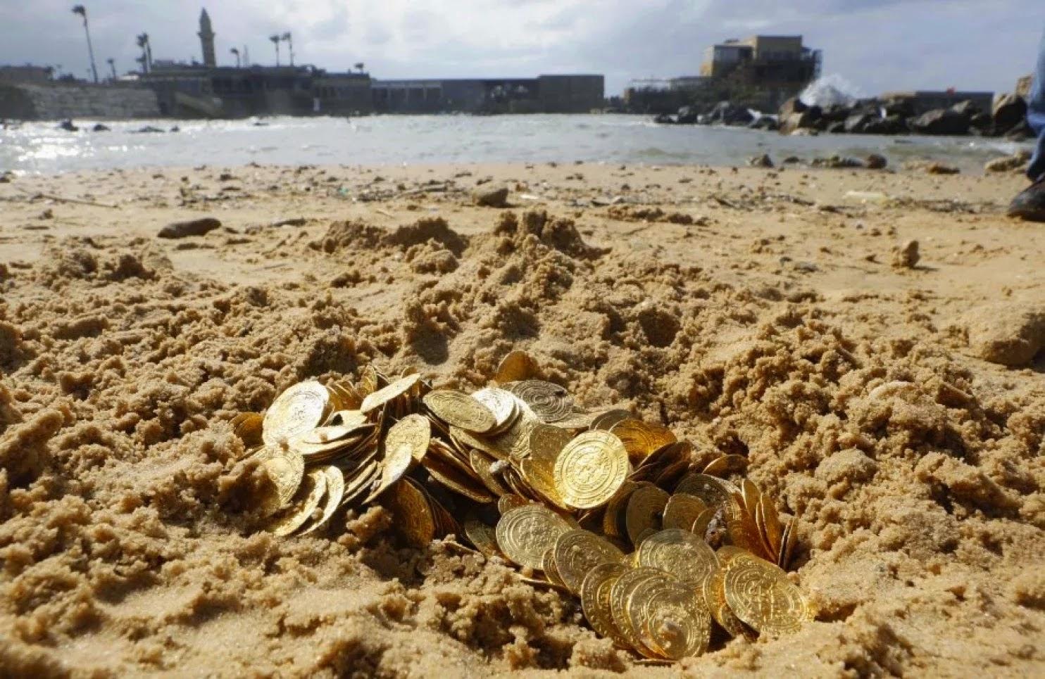 Harta karun  khalifah dinasti Islam Fatimiah Ditemukan diDasar laut