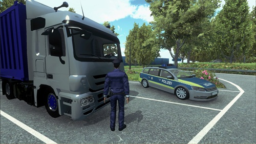 Autobahn Police Simulator - PC (Download Completo em Torrent)