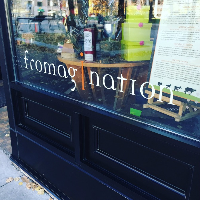 The Holland House: Fromagination