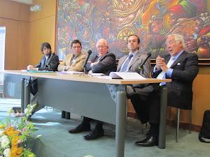 Sesion ultima en la Universidad Andina Simon Bolivar