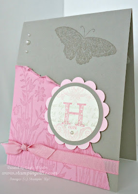 Strength & Hope Greeting Card Sample
