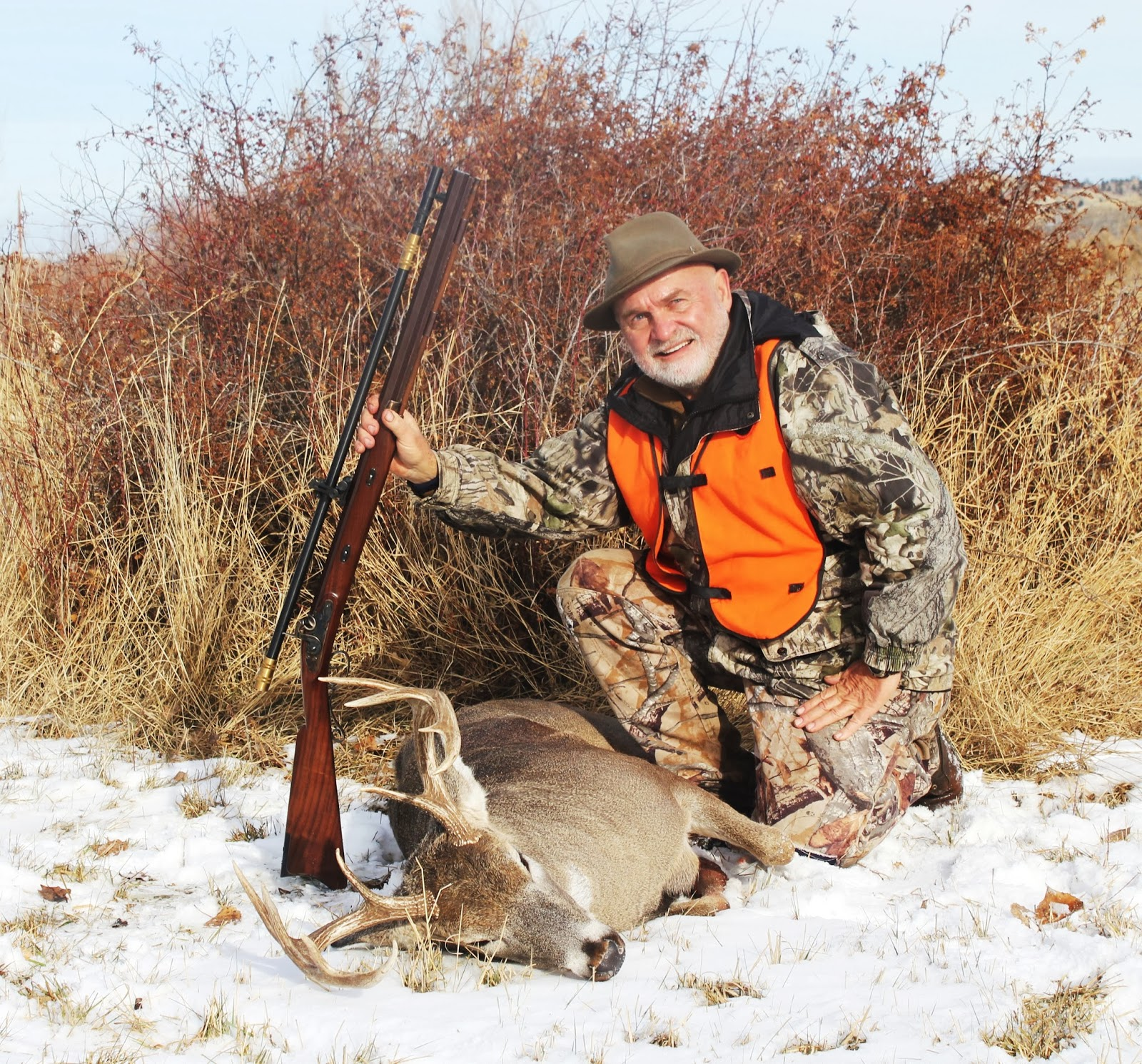 Leatherwood/Hi-Lux Optics: Hunting With The .50 Fast-Twist