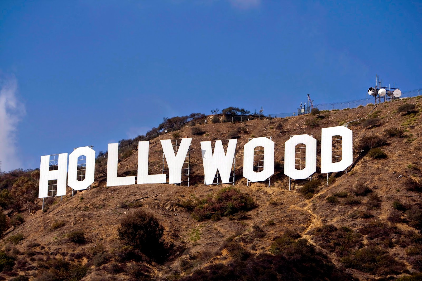 Hollywood Attractions in California