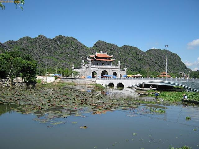Hình ảnh đẹp về Ninh Bình - danh lam thắng cảnh, Cố đô Hoa Lư