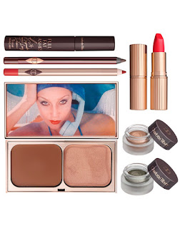 charlotte tilbury norman parkinson collection