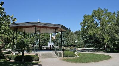 jardin public du Grand Rond