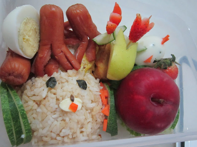 kawaii bento, cute lunch box
