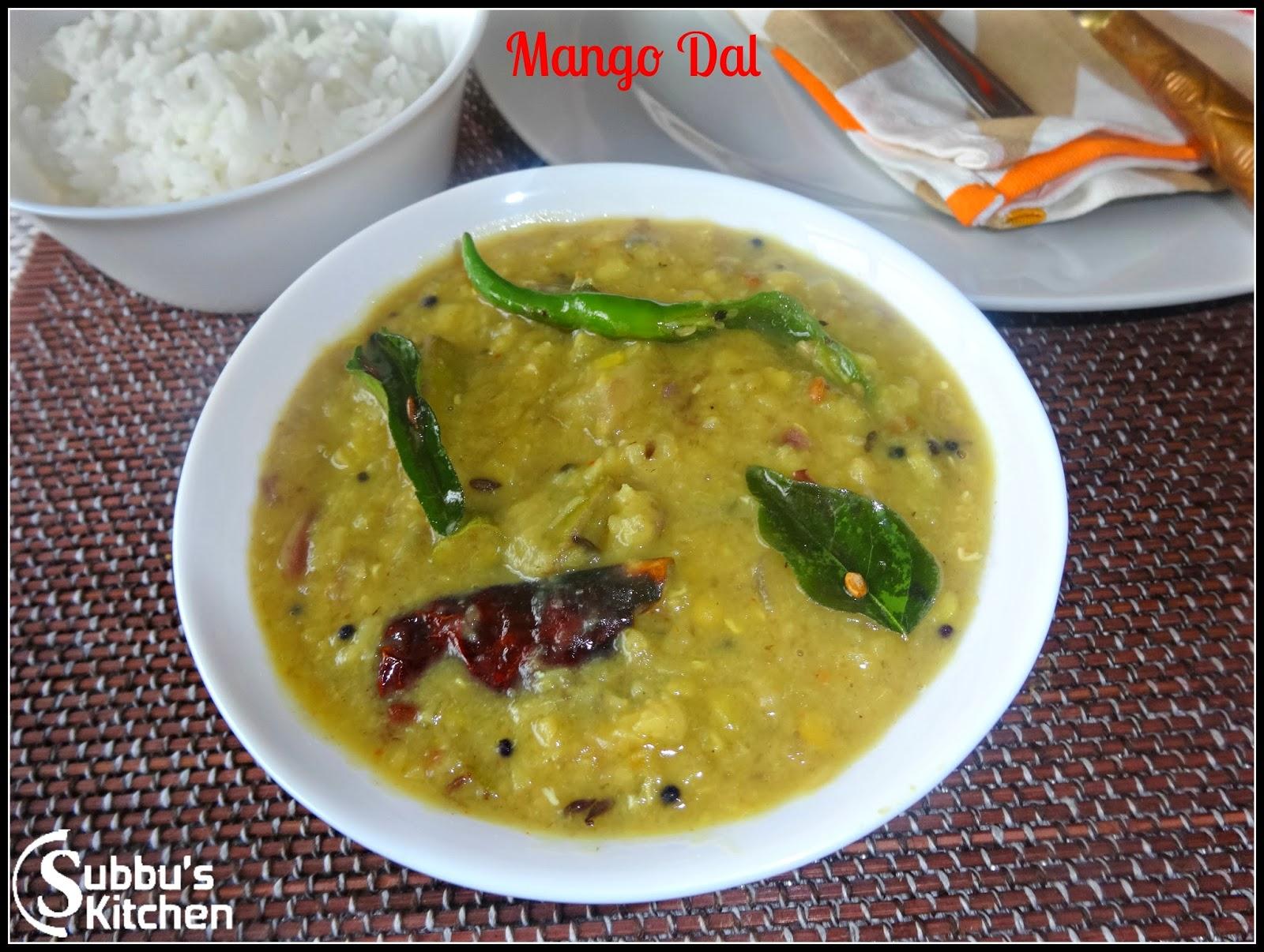Mango Dal