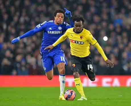 Video Gol Chelsea vs Watford 3-0 FA Cup
