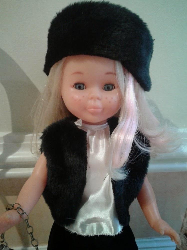 Nancy de Famosa años 80