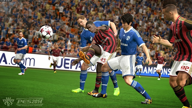 Download Game PES 2014 Full Crack PC