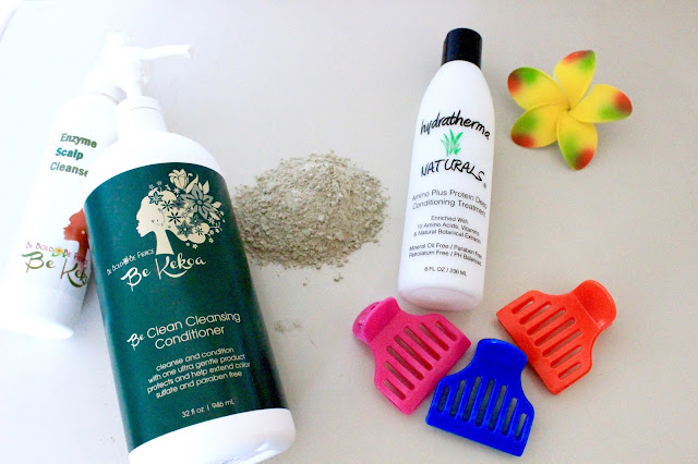 How to Make Wash Day Easier for Natural Hair