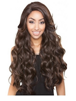 Isis Red Carpet Synthetic Lace Front Wig Deep Side Part RCP-601