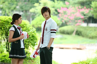 Sinopsis Naughty Kiss - Cuplikan Drama Korea Naughty Kiss - 2012