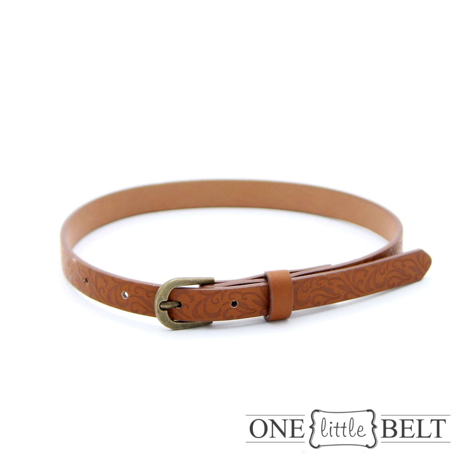 shop update brown floral and patent navy belts for