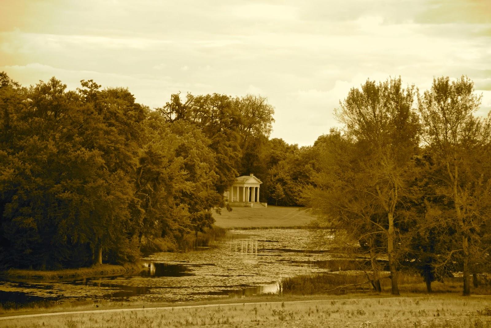 Stowe House Gardens, Buckinghamshire, England
