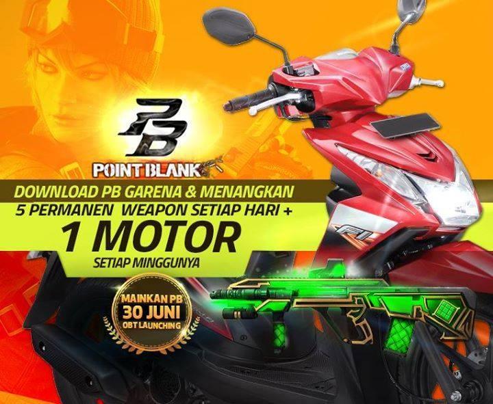 Menangkan 1 Motor Setiap Minggu, Masih Ingat Dengan Iklan PB Garena Indonesia?