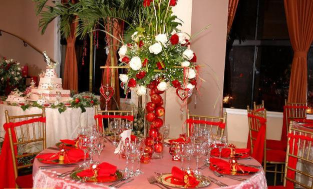 Alquiler y banquetes el cheff rubenz - Alquiler decoracion ...