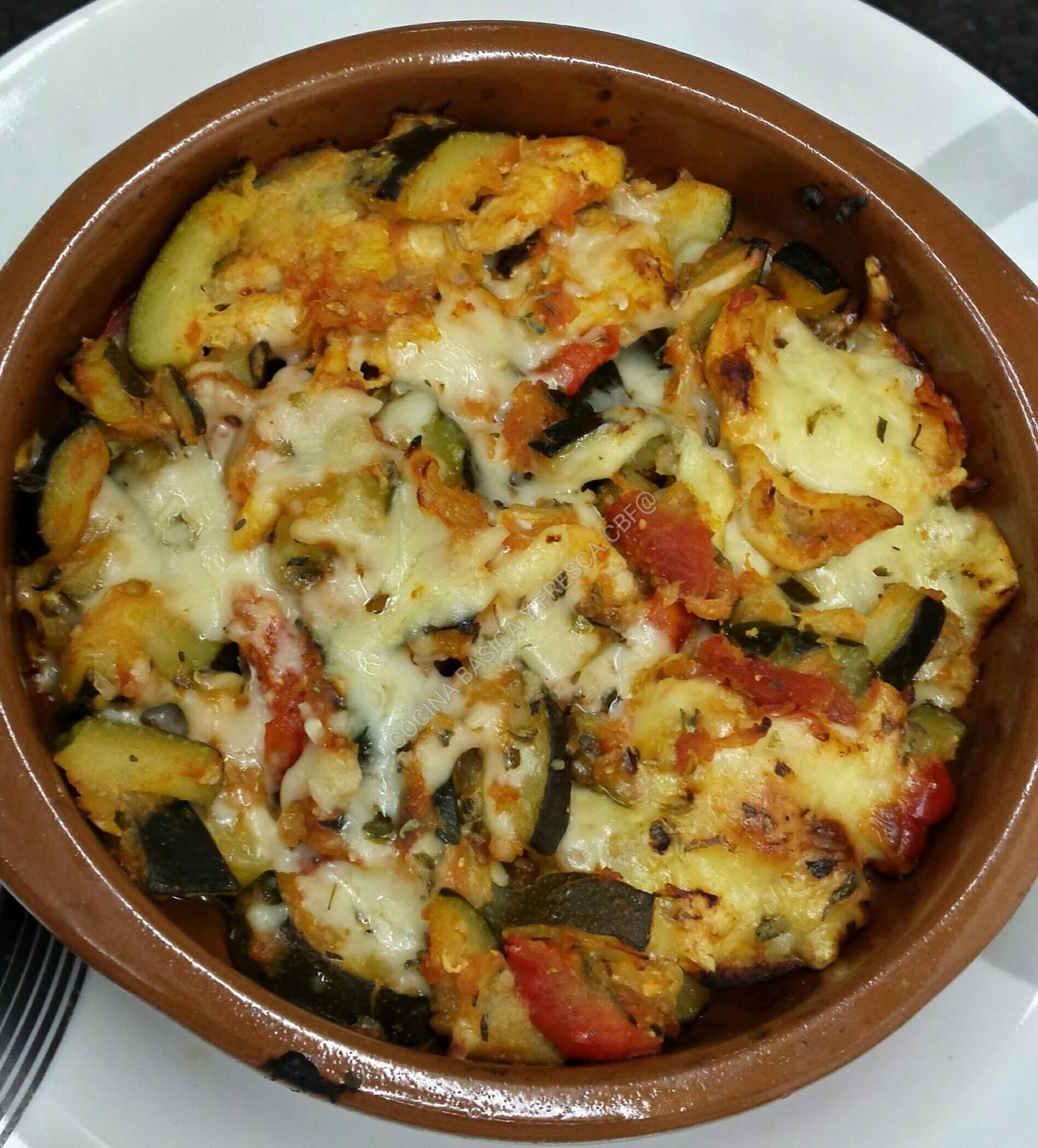 Cocina casera y rapida cazuelita de pollo con verduras y - Cocina casera facil y rapida ...