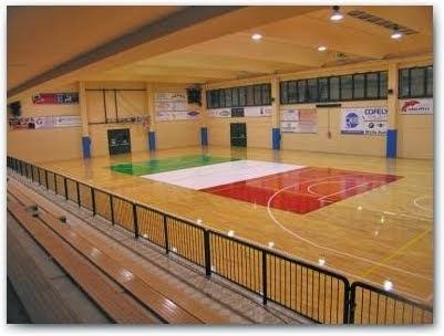 Parquet sportivi per il volley