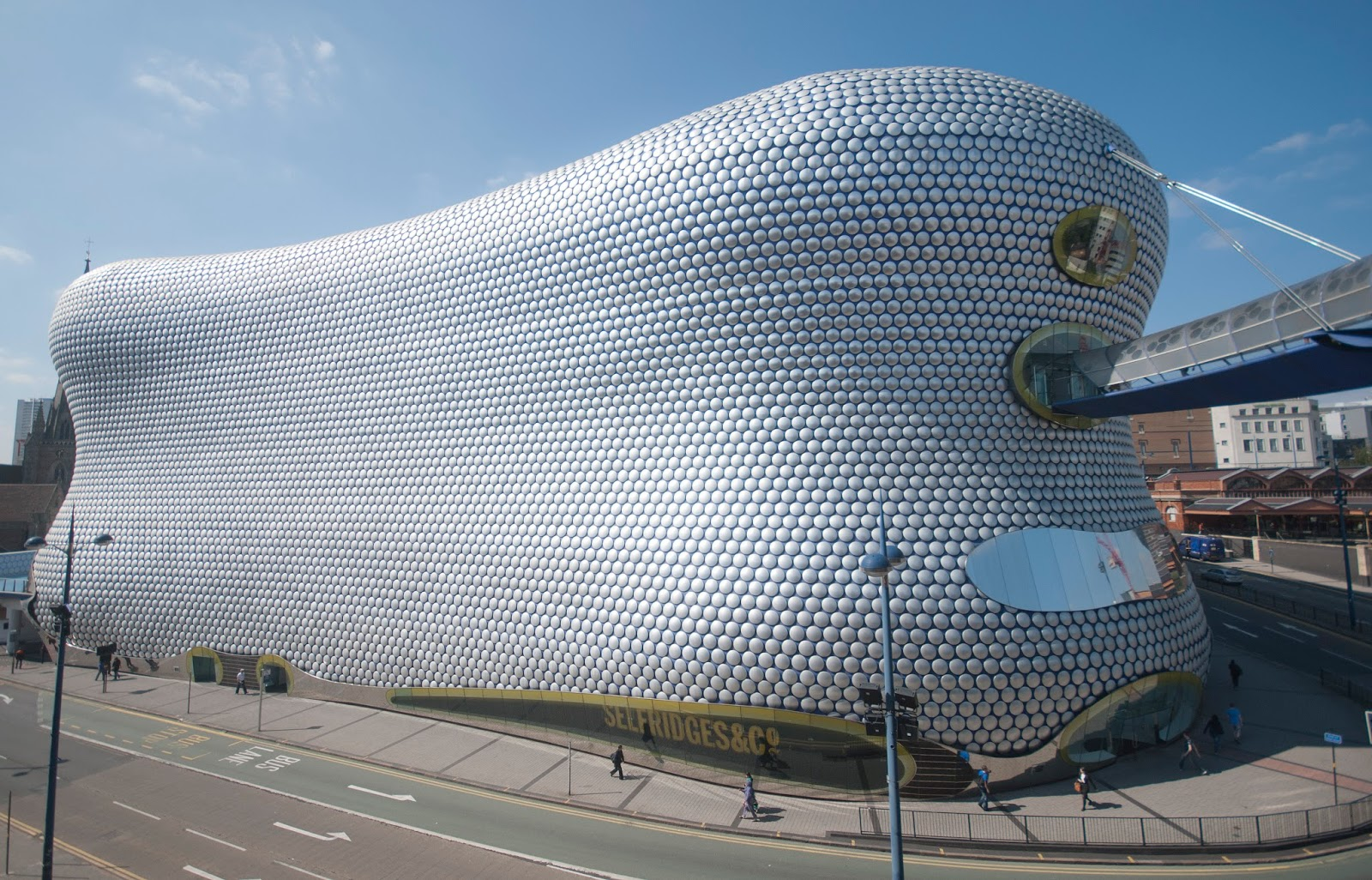 Selfridges in Birmingham UK - Staycations UK - motherdistracted.co.uk