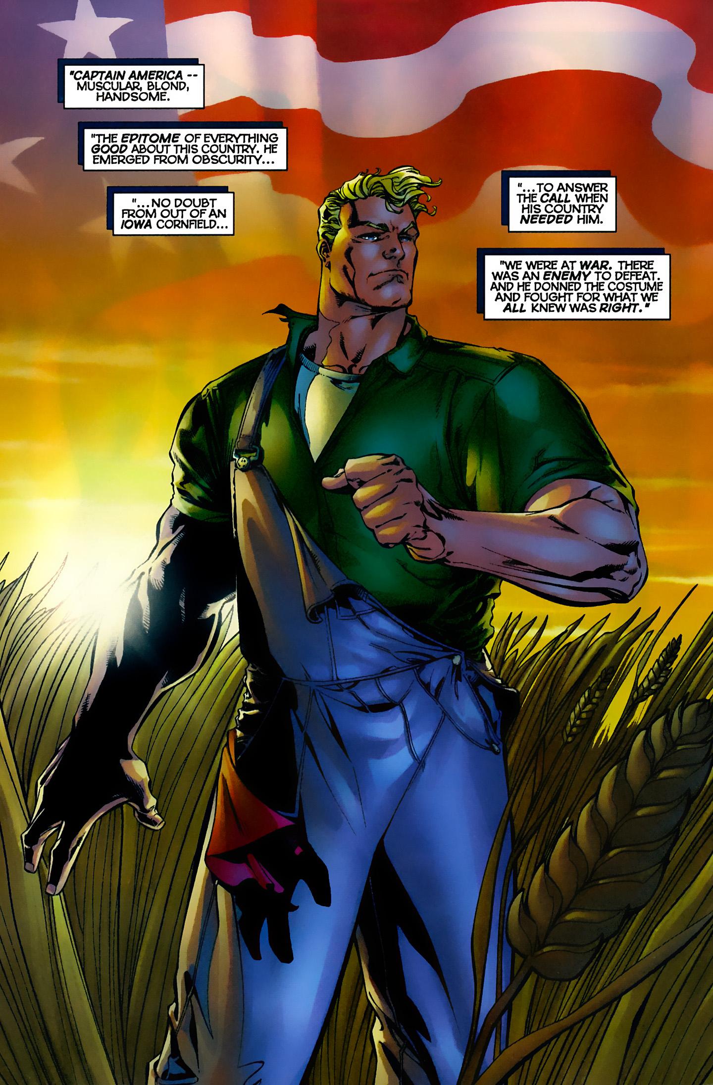 Captain America (1996) Issue #7 #7 - English 5