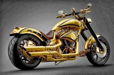 Motor Goldfinger