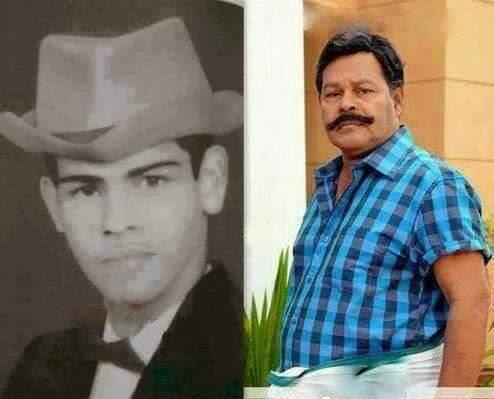 Malayalam Actor Innocent very rare image