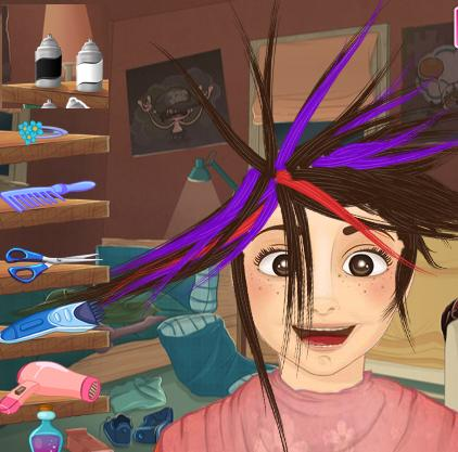 El Peinado de Rapunzel Pais de los juegos