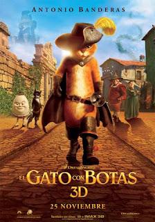 El gato con botas (Puss in Boots) (2011)
