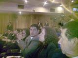 Presentes IV Seminario