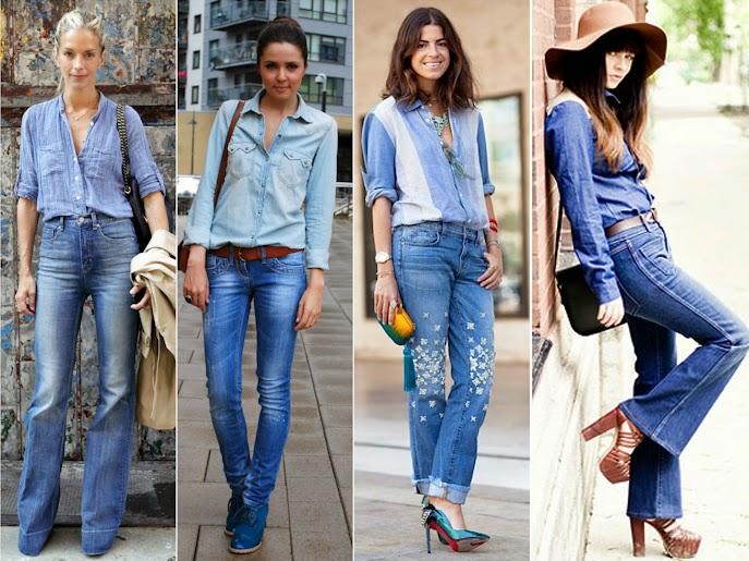 jeans-com-jeans-mesmo-tom-outono-inverno-2015-tendência-moda